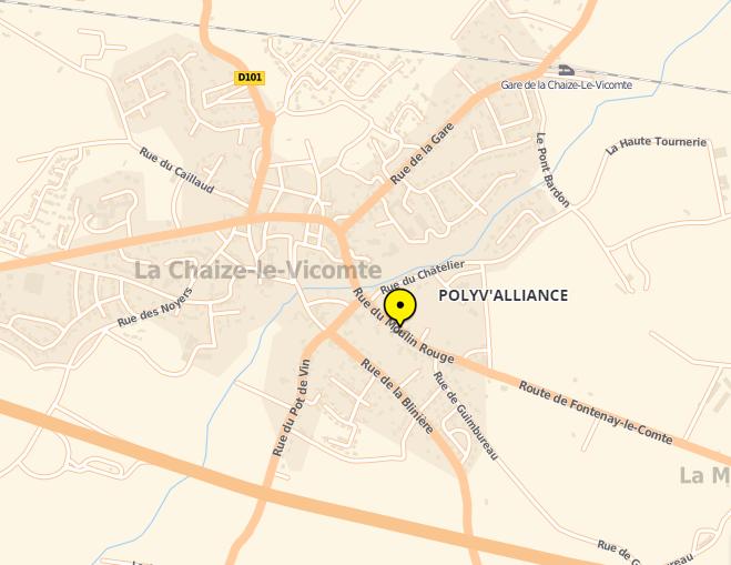 Agence Polyvalliance La Chaise Le Vicomte